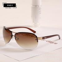 lowest price 10 pcs/lot Men Cool Sunglass 4 Colors 2014 NEW Retro fashion men brand designer oculos de sol sunglasses free ship