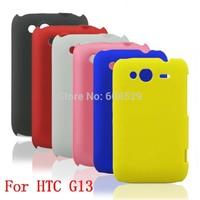 Free Shipping For HTC G13 Wildfire S A510E Original Matte Hard PC Phone Cases,MOQ 1PCS