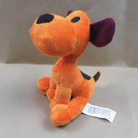 New Arrival 1 PCS DANCHEL POCOYO Cartoon Stuffed Figure Dolls 17CM  Animals Loula Puppy POCOYO Bandai Plush Toy Free Shipping