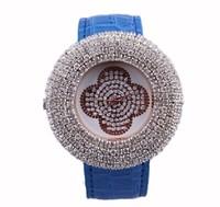 Sales Promotion!Women Rhinestone Fashion Ladies Dress Quartz Watch, Individual Character Decorative Crystal Watch