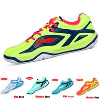 2014 Newest Lining Badminton Shoe AYTJ034/51 Men and Women Athletic Shoes Li-ning AYTJ073/058TD Sport Li Ning Tennis Shoes L202