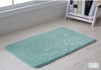 Washable Entrance hall parlour doormat porch bath mats anti-slip kitchen bedroom carpet boudoir rug free shipping