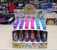 Elsa&Anna 24pcs/box Frozen Ballpoint Pen Kids Study Gift School Study Goods Plastic Promotional Pen