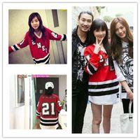 KPOP 2NE1 Long-sleeved Shirt Park Bom Roomate CL Dara Minzy Concert Tee Sweater