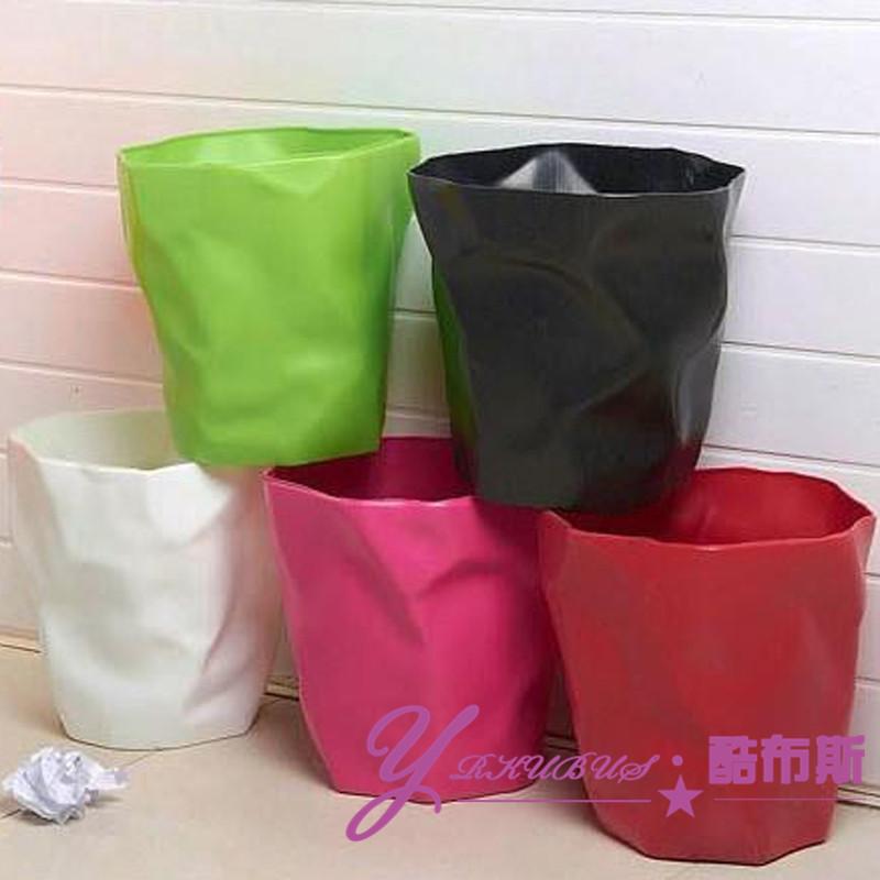 2013 creative trash -quality Essey BIN BIN fold dustbin(China (Mainland))