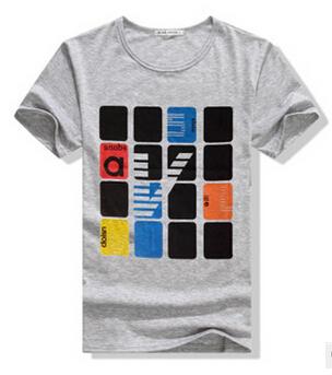 Men's Casual O-Neck Short Sleeves T-shirts,Men's Tops & Tees T shirt