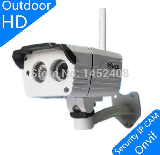 Neo coolcam Onvif HD Wifi IP video camera Wireless P2P Plug Play IR Cut Night Vision Waterproof Outdoor Indoor 280*720P(China (Mainland))