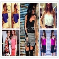 women's blouses 2014 women chiffon blouses lace blouse women tops shirts body shirts renda blusas femininas