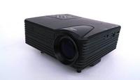 Free shipping H80 Mini LCD Multimedia LED Projector Home Theater Cinema Digital Projectors 640 x 480 with AV/VGA/SD/USB