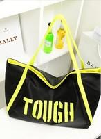 Big bags 2014 new wave of female fashion handbags nylon bag hand bag shopping bag canvas shoulder bag
