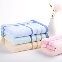 2014 New 4PCS/set 34x75cm 100%Cotton Towels Face Towels Hand Towel Cleaning face care Terry Cloth MMY Brand Free shipping