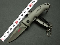 Free Shipping High quality Outdoor Survival Camping Hunting Knives Pocket Knife  best gift