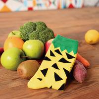 New caramella cotton socks personalized watermelon pineapple fruit socks factory wholesale 80015