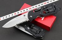 Kershaw Select Fire knife & Screwdriver Multi-tool 1920 black handle  free shipping