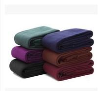 2014 Korean version of the new winter plus thick velvet leggings pantyhose step foot Slim cotton outer wear warm pants women