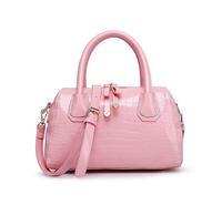 New 2014 autumn winter Korean fashion portable light leather crocodile pattern patent leather handbags Shoulder PU women bag
