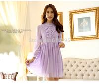 Free Shipping Uncommon New 2014 Light dress