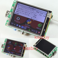 "3.2"" TFT LCD Module 240x320 RGB Touch Screen Display Monitor For Raspberry Pi B  B Board led"