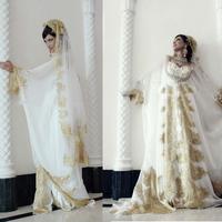 Middle East style woman formal crystal party evening dresses elegant long vestido de festa longo vermelho 2014 White Chiffon
