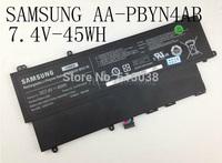New Genuine Original AA-PBYN4AB Battery 7.4V 45WH  for Samsung UltraBook NP530U3C NP530U3B battery.