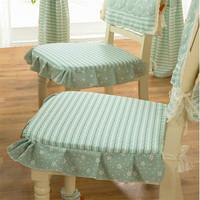 Household  Fashion Rural Comfortable Chair Cushion Two-piece