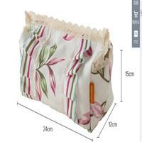 Household Fashion Pastoral Fabric Tissue Box