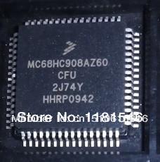 Free shipping 5pcs MC68HC908AZ60CFU MC68HC908AZ60 2J74Y QFP(China (Mainland))