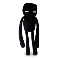Hot Sale 26CM New High Quality Minecraft Enderman Plush Toy Even Cooly Creeper JJ Dolls Children Brinquedos Christmas Gifts