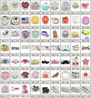 Origami Owl100pcs 2014 Hot Sell lot MIX designs floating charms for glass locket e234