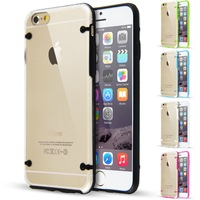 """Ultra Thin Clear Crystal  Soft Case For iPhone 6 Plus 5.5"""" For iPhone6 4.7"""" , Free Shipping"""