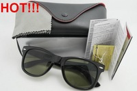 Hot Selling! Free Shipping Fashion Sunglasses 2140 Wayfarer sunglass vintage Eyepatch 50mm Come with retail package
