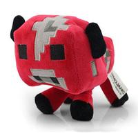 Plush Cartoon Movie Minecraft JJ Creeper Plush Toy Kids Toys Birthday Gift Children Brinquedos Christmas Present Free Shipping