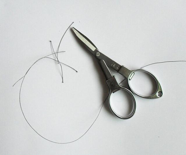 Кейс для рыболовных принадлежностей Discover fun Foldable Fishing Scissors