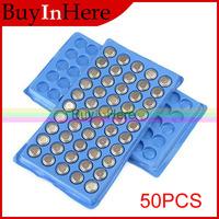 50Pcs 1.5v AG10 Button Cell Battery Batteries 389a L1131 189 389 LR1130 SR1130 LR54 Watch Toys Clock