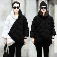 Fashion Women's Warm 91 Duck Down Coat Peacoat Thicken Puffer Parka Overcoat