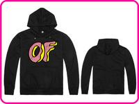 Free Shipping Online Stock Brand Odd Future Promotion Men/Women's Street Skateboard Sports Hoodies Sweatshirt Do Drop Shipping