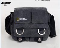 Camera bag  NG 2345  video bag  brown, black  Khaki color  Camera Bags , National Geographic
