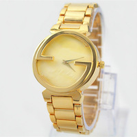 Hot Brand Fashion Women Watch Stainless Steel Top Luxury Wristwatches Hours Lady Dress watch  High Quality free shipping