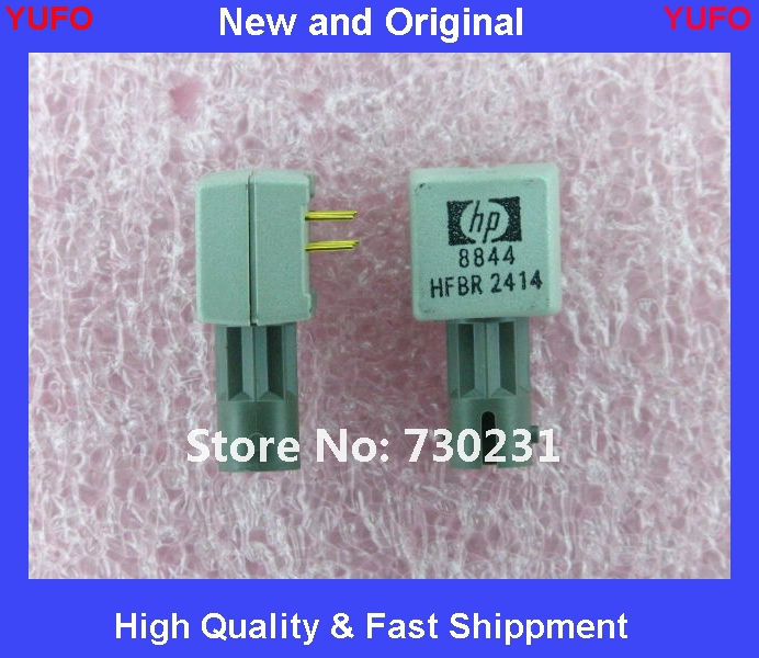 Free Shipping 1 pc HFBR-2414 FIBER OPTIC COMPONENTS 25 MHz ANALOG ST HFBR2414(China (Mainland))
