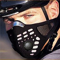 Cycling masks Anti-pollution cycling motorcycle Face mask PIRATES Caribbean outdoor sports mouth-muffle dustproof with filter