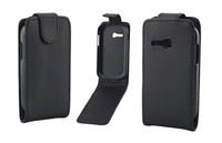 PU Leather Case For samsung GALAXY Fame Lite S6790 Flip Leather Pouch Cover Case,1pcs/lot,Free shipping
