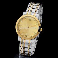 Fashion & Casual Clock  Watches Men Women Luxury Brand Women Dress Casual Watches Full Steel Roman Numerals Gold quartz Watch