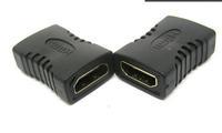 1.4version HDMI female to HDMI female adaptor   gold plate hdmi adapter