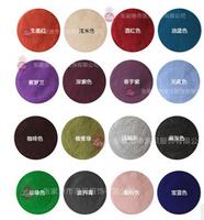 2014 hottest Korean version of the full tide wild wool beret painter cap wool bud hat millinery cute casual Sen