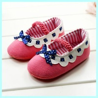 Low price Baby first walkers Brand Baby shoes girl Bebe toddler shoes Newborn baby girl infantil sapato bebe Pink sweet princess