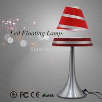 Free Shipping Novelty LED Magnetic Floating Lamp Nice Home Decor Fashionable Gift Product