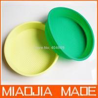 free shipping 1pcs/ lot  silicone pizza cake mould/big round baking pan