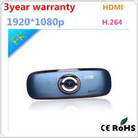"Car dvr G1W GS108 Novatek FHD 1920*1080P 2.7"" Cycle Recording Night Vision G-sensor Car camera Free shipping"
