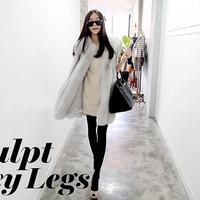 2014 new fur coat Ladies' Natural fox fur vest Winter women's Long fur coat Trench Outerwear Coats Plus Size