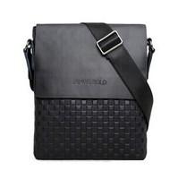 2014 hot sale fashion men bags, men genuine leather messenger bag, high quality man brand business bag, wholesale price MB158